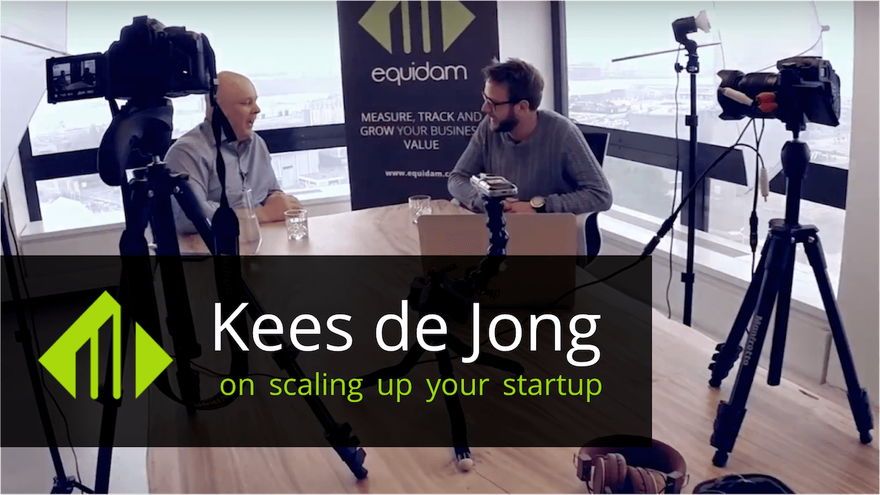scaling up your startup