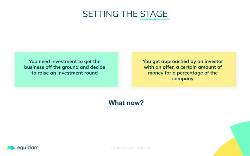 Startup Valuation: Setting the Stage