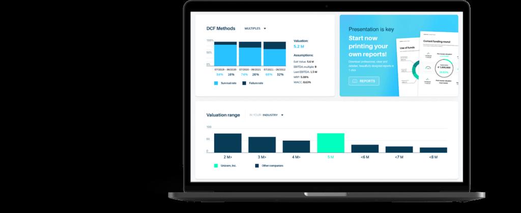 Equidam - Startup Valuation
