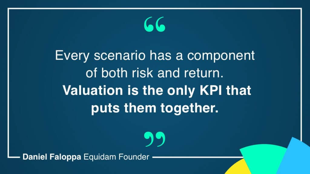 Startup Valuation Quote